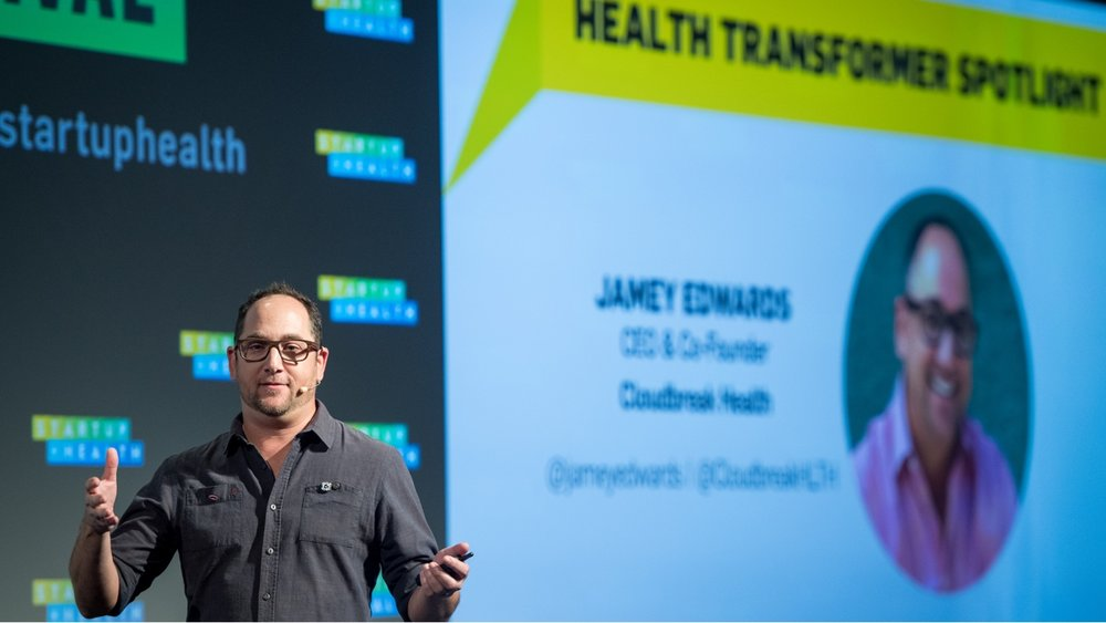 Health Transformer Spotlight: Jamey Edwards, Cloudbreak Health - Mar. 14, 2018