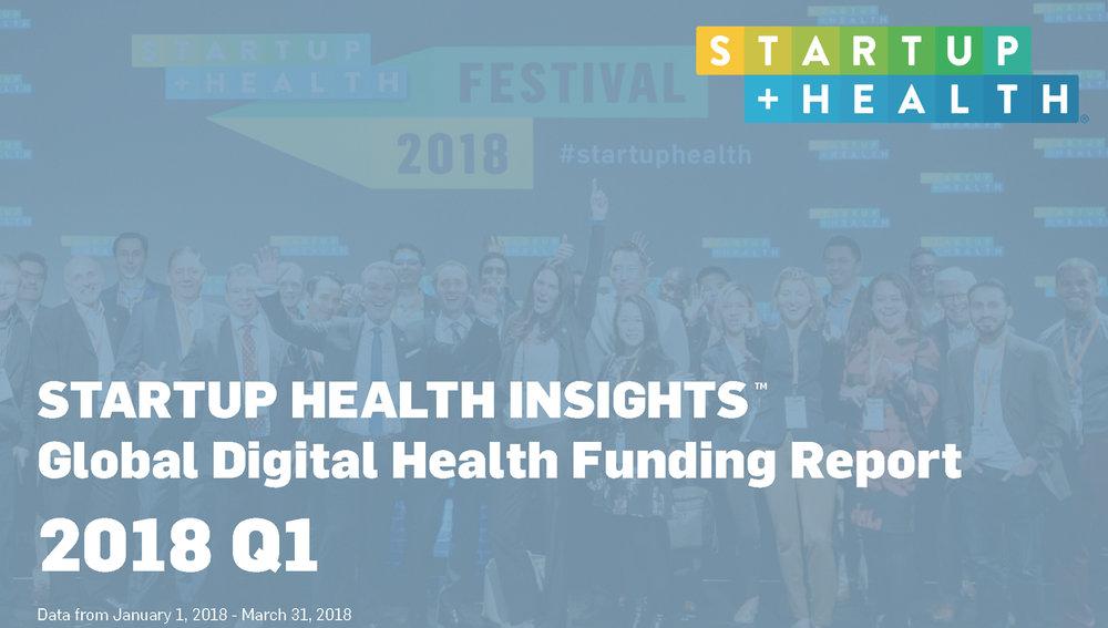 2018 Q1 StartUp Health Insights