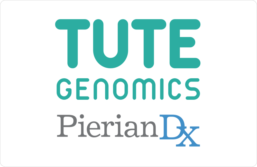 PierianDx Acquires StartUp Health Company Tute Genomics - October 2016