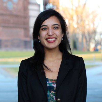 Shefali Jain, Princeton