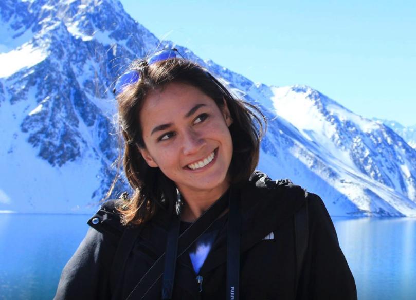 Isabel Damiani, UC Berkeley