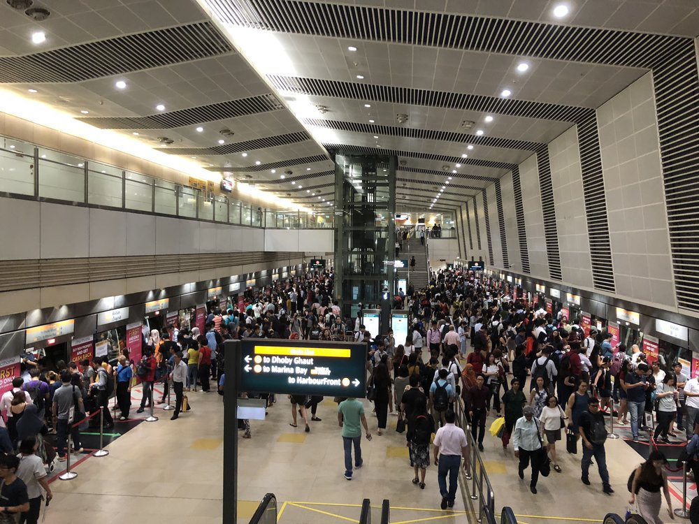 MRT-Station-Singapore