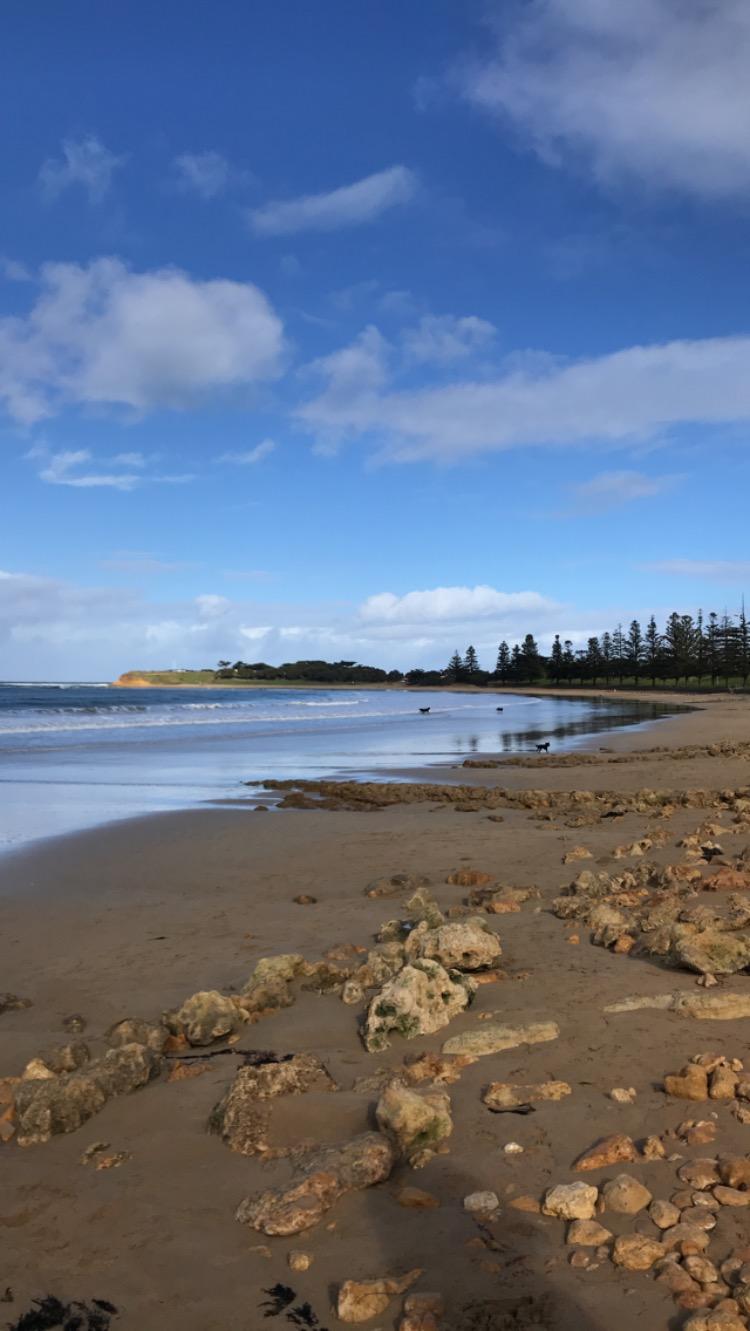 beach on great ocean road.JPG