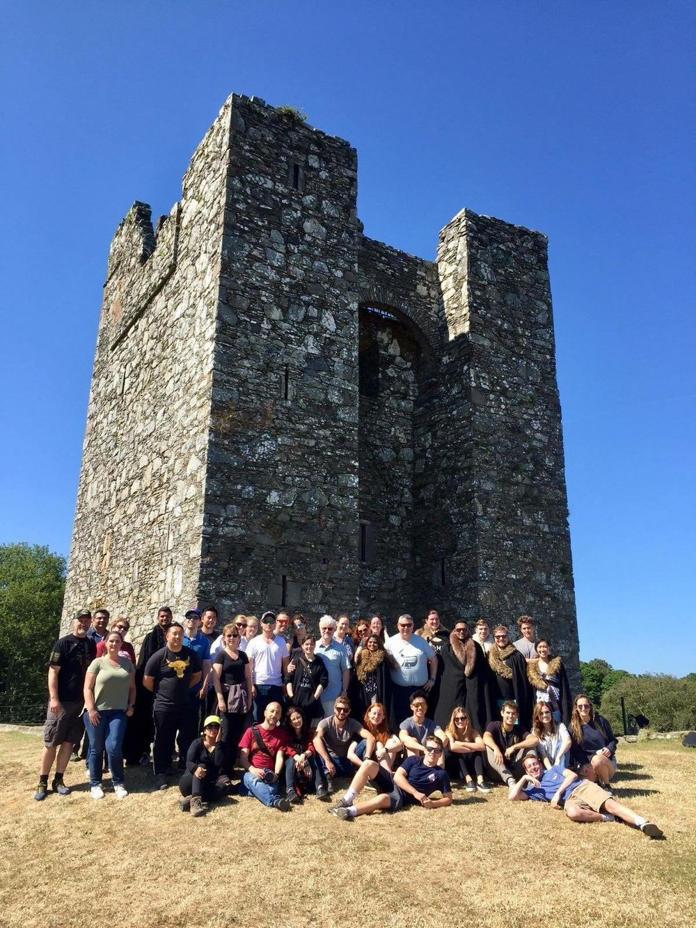 Dublin Cohort Trip