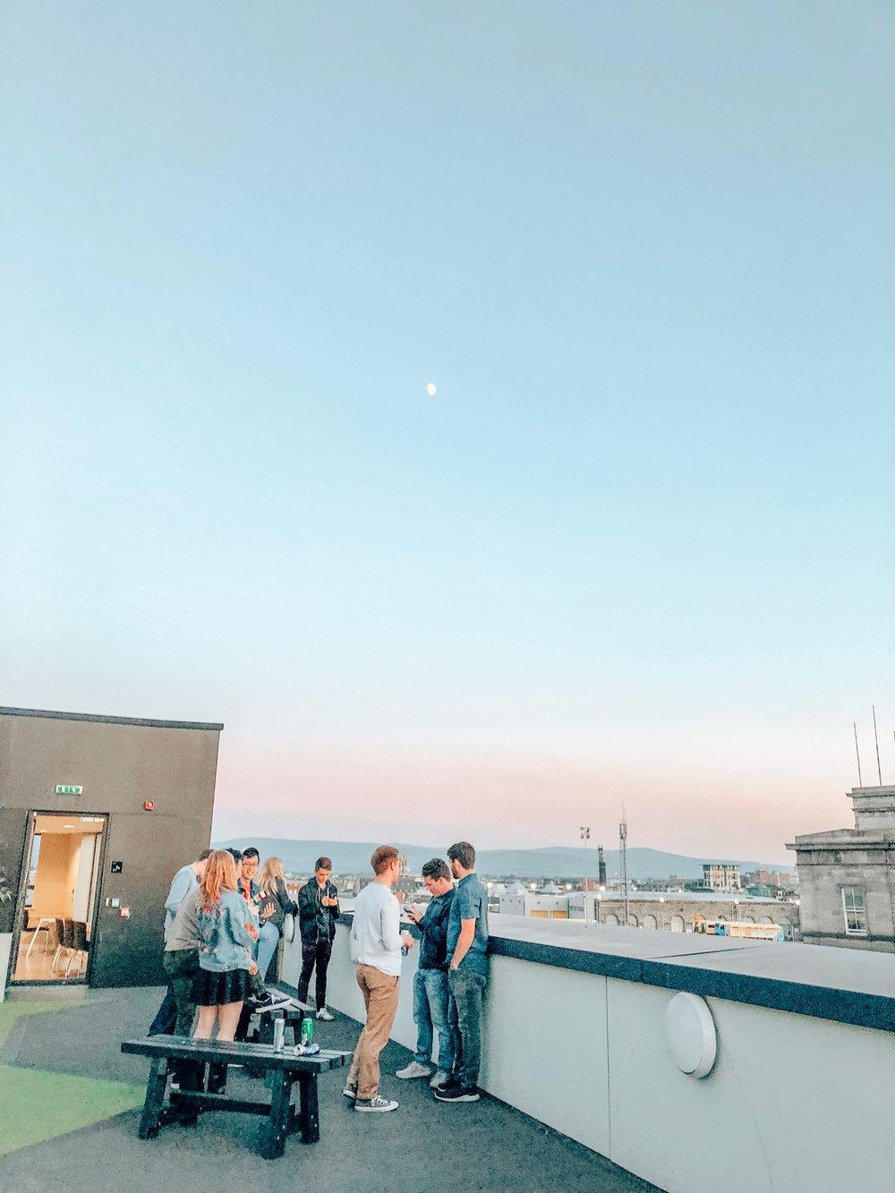 Dublin-Rooftop