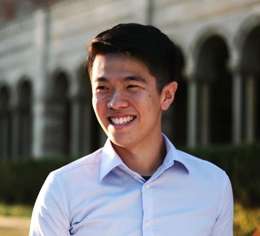 Trevor Leung, UCLA