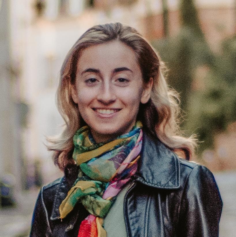 Julia Napolitano, Carnegie Mellon