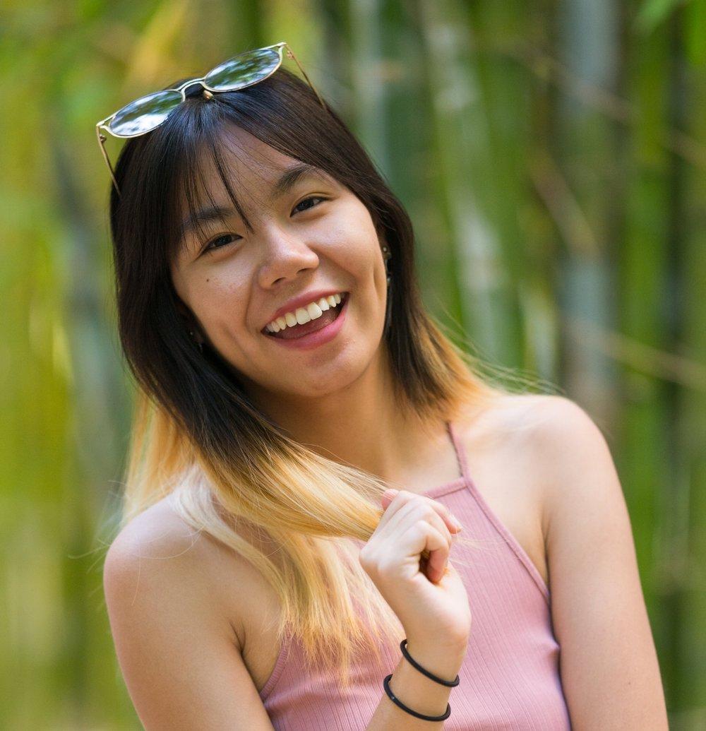 Joanne Nguyen, Stanford