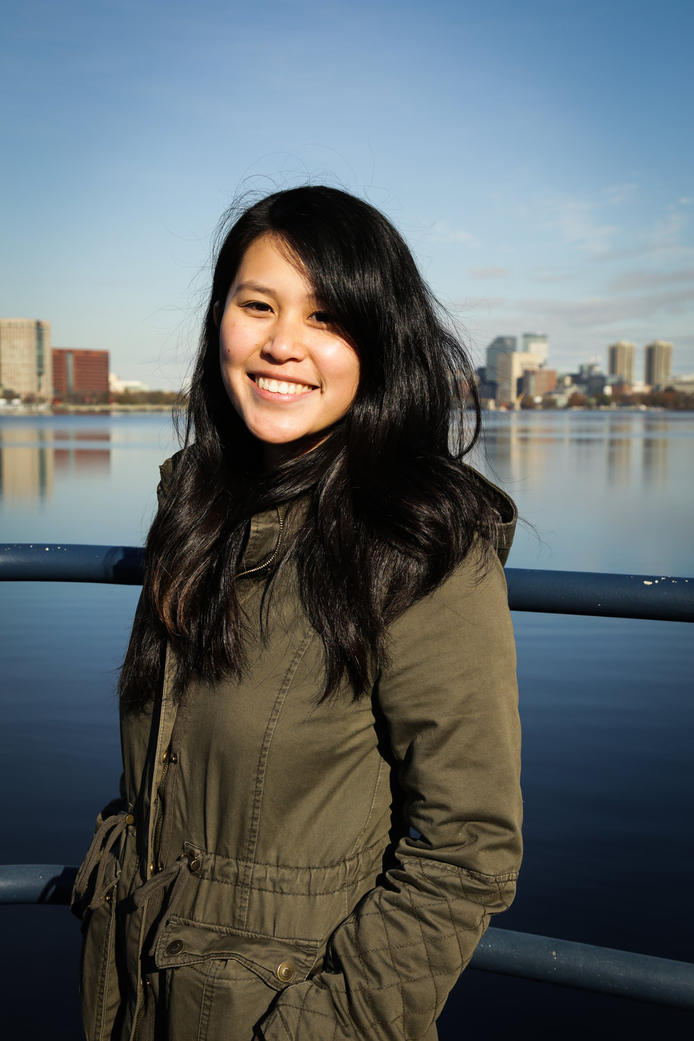 Hayley Chung, Boston University