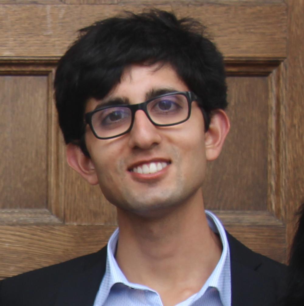 Madhav Soni, UC Berkeley