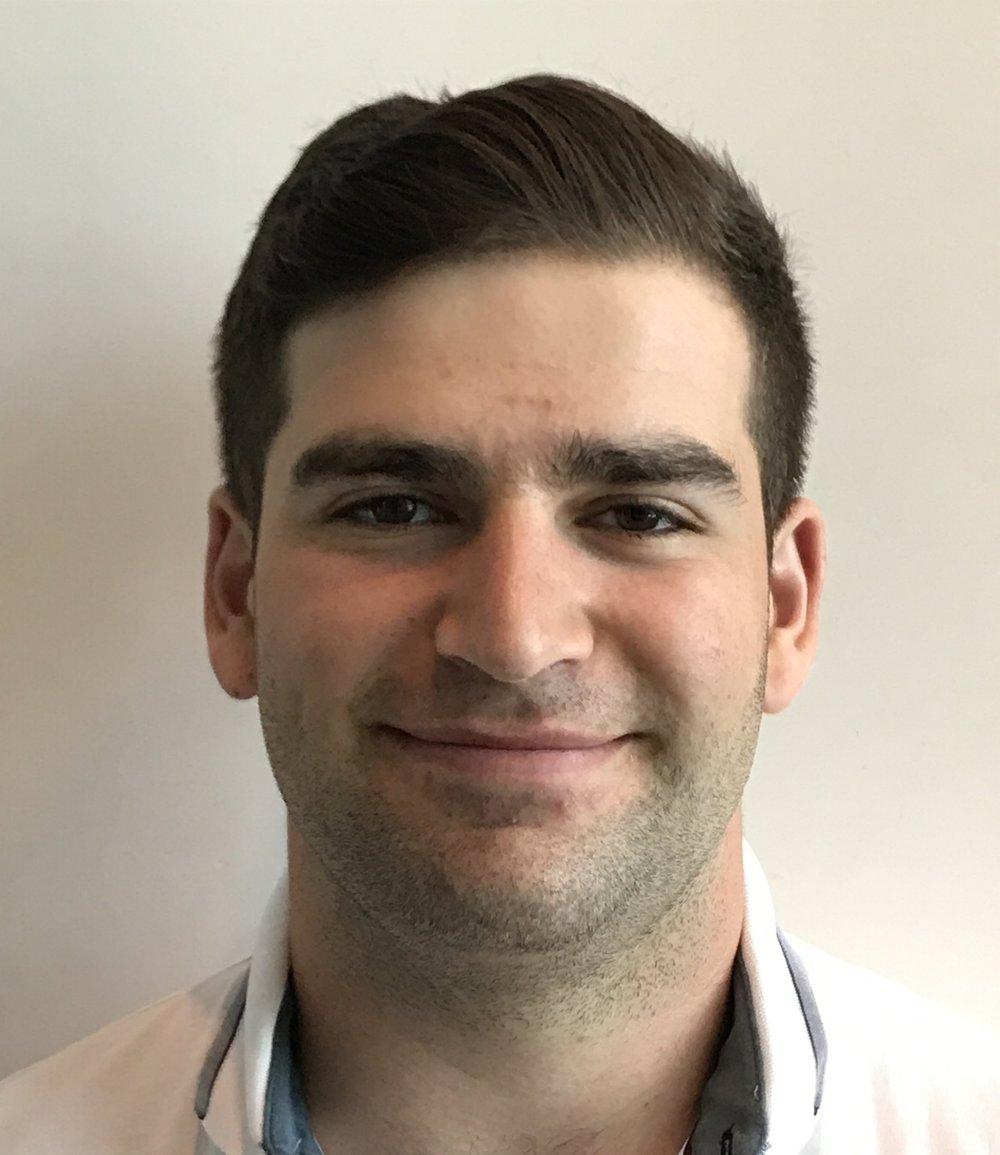 Josh Greenstein, Harvard