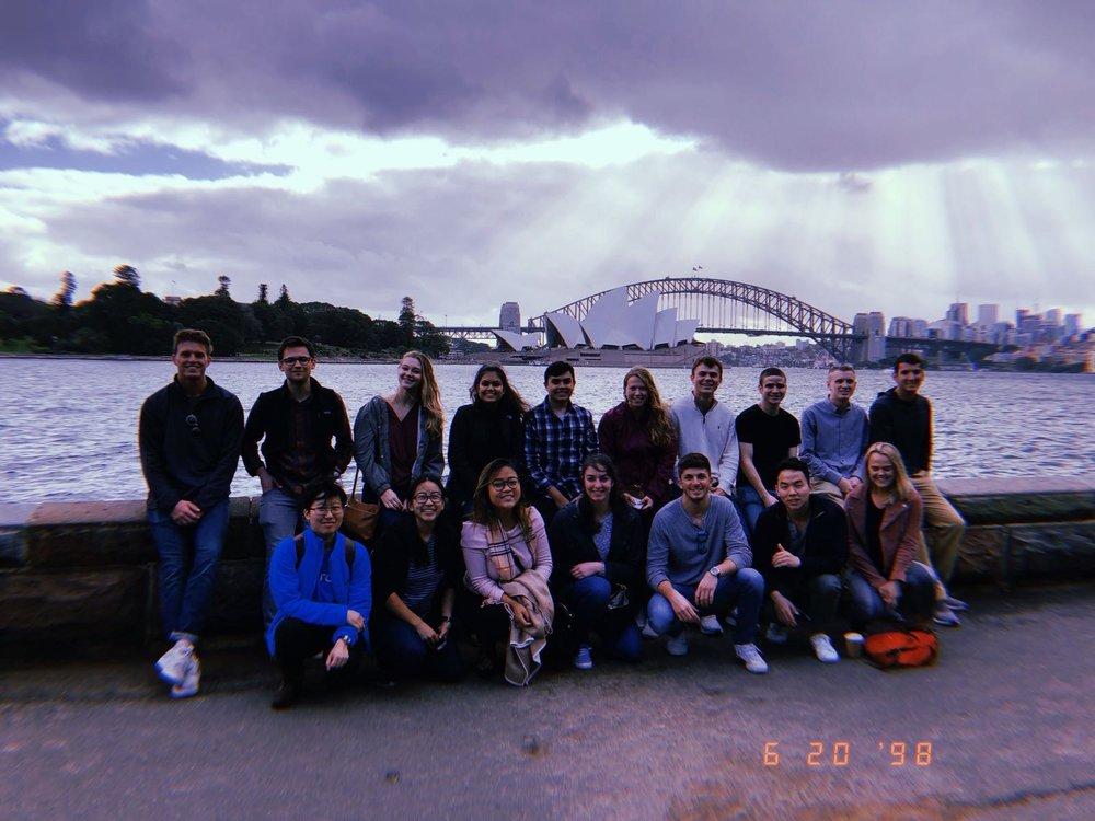 2018 Sydney Cohort