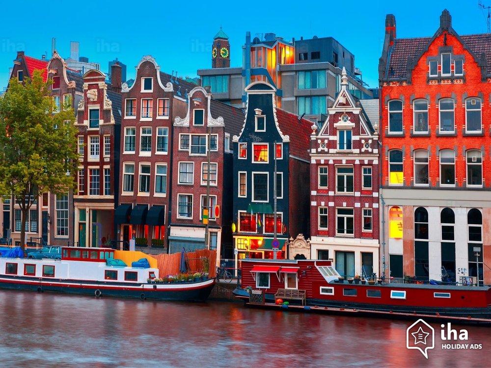Amsterdam: June 12 - August 10