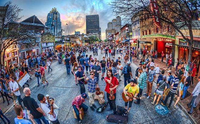 Austin: June 12 - August 10