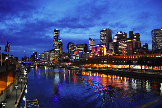 Melbourne: June 15 - August 10