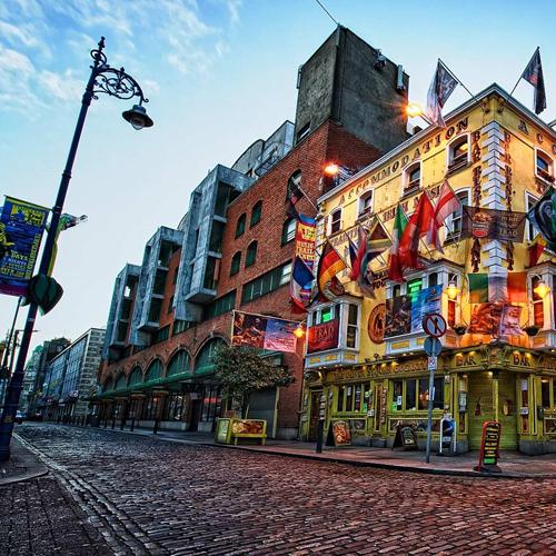 Dublin: June 19 - August 17
