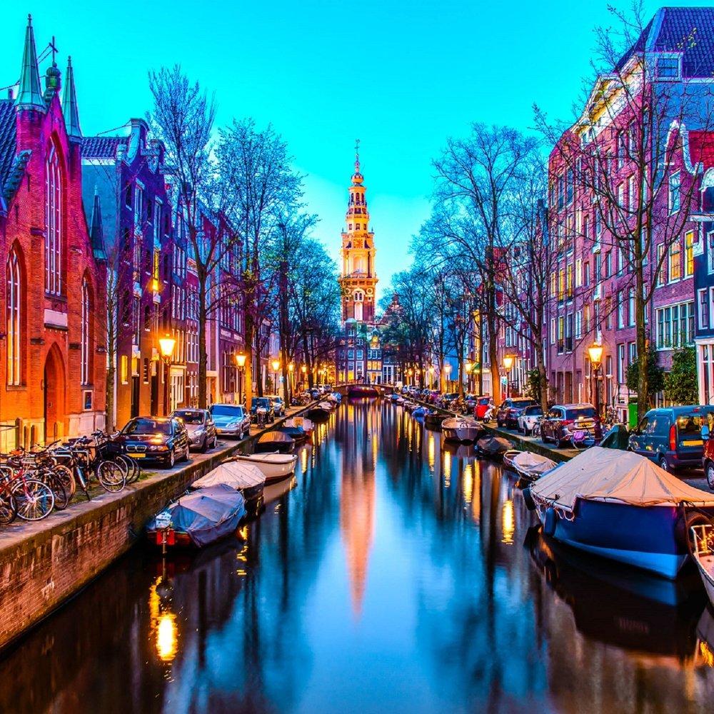 Amsterdam - Summer: $6,699 (June 12-August 7)Fall $9,799 (TBD, 12 weeks)