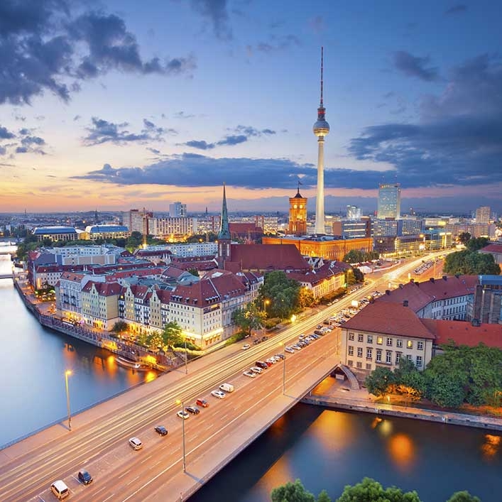 Berlin - Summer: $6,699 (June 16-August 10)Winter $2,999 (January 2-12)