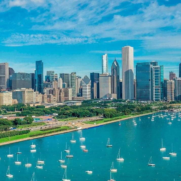 Chicago - Summer: $2,899 (June 12-August 10)