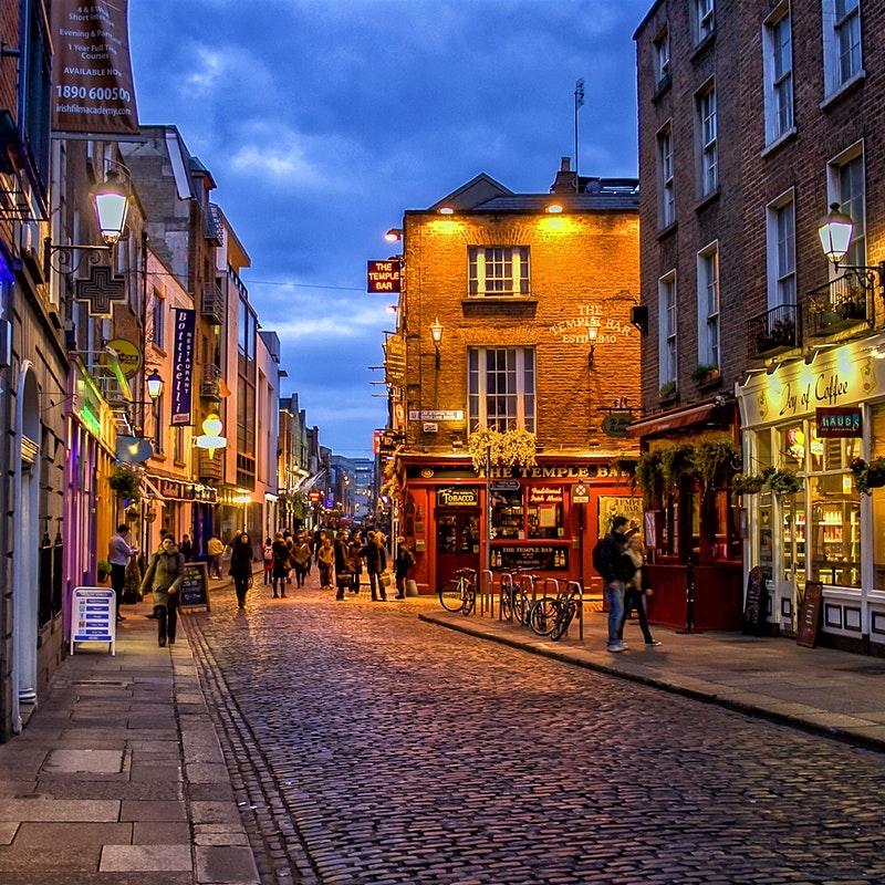 Dublin - Summer: $6,799 (June 23-August 17)