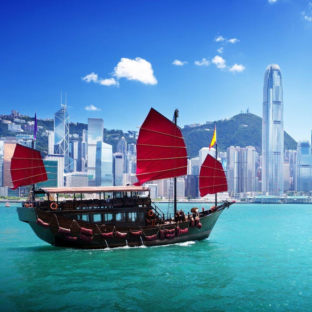 Hong Kong - Summer $6,799 (June 15-August 10)