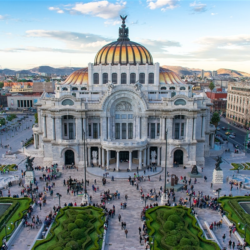 Mexico City - Summer: $4,499 (June 16-August 10)