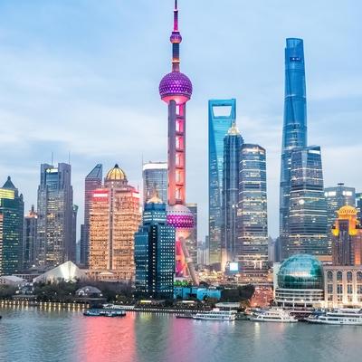 Shanghai - Summer: $6,699 (June 18-August 14)