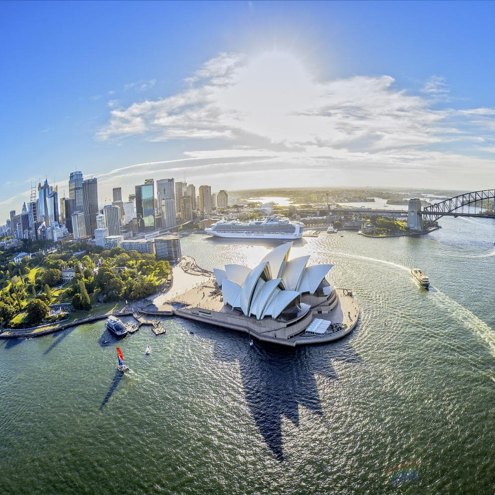 Sydney - Summer: $6,799 (June 18-August 14)Fall: $9,799 (TBD, 12 weeks)