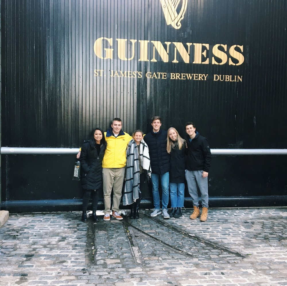 Dublin Interns