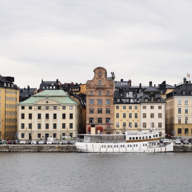Stockholm - Summer: $6,799 (June 19-August 14)