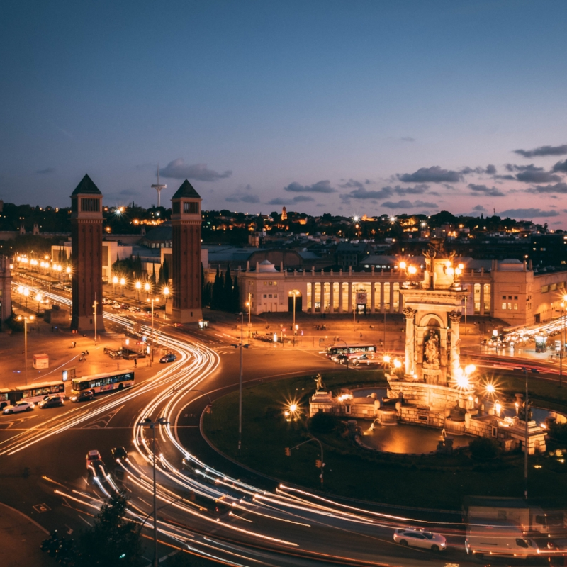 Barcelona - Summer: $6,799 (June 23-August 17)