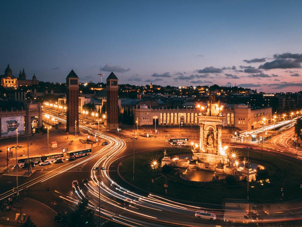 Barcelona: June 23 - Aug 17