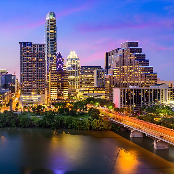 Austin, Texas | July 20 - Aug 3; Aug 10-24