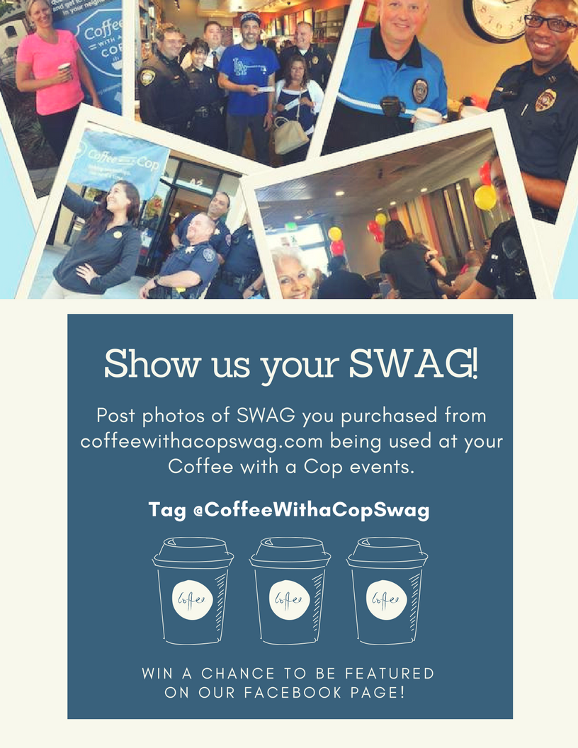 Show us your SWAG!