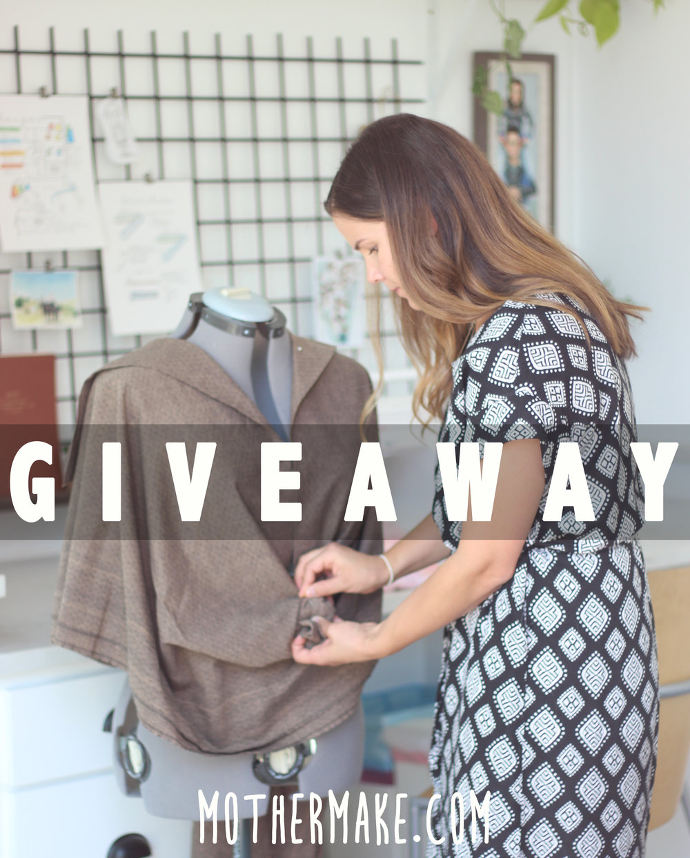 MotherMake Sewing Machine Giveaway