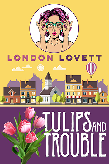 Tulips and Trouble - Lacey Pinkerton is busy getting ready for spring at Pink's Flowers and at the same time Port Danby is bustling with activity as it prepares for its annual flea market in the town square. In the midst of it all, a talented group of artists has shown up with their easels to paint pictures of the Pickford Lighthouse. When one of the artists turns up missing and then dead, Lacey works alongside of her favorite detective, James Briggs, to solve the murder. What she doesn't expect is to end up on the murderer's short list of enemies.Read on: Amazon iBooks Nook Kobo Google