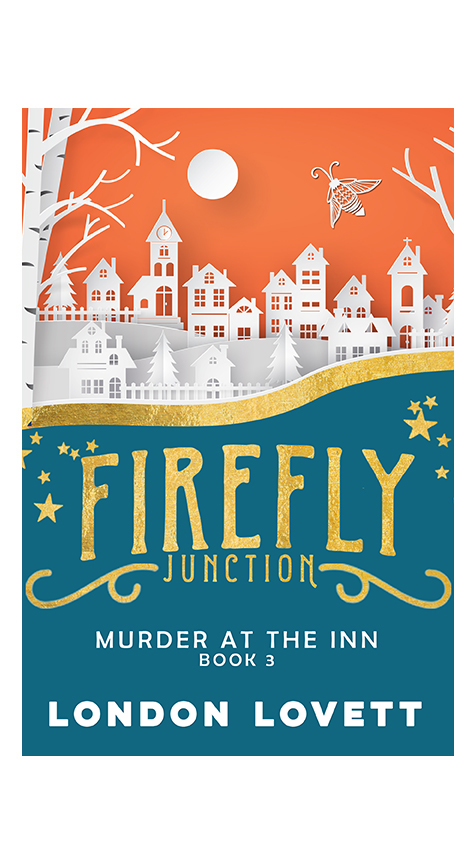 Murder at the Inn - When the Applegate Paranormal Preservation Society visits Firefly Junction, Sunni Taylor finds herself tasked with writing an article about the group as well as hosting them for an evening at the Cider Ridge Inn. When the society moves on to their next destination, the famously haunted Dandelion Inn in the neighboring town, one member dies in a tragic fall. But things don't seem quite right at the accident scene and soon Sunni finds herself wrapped up in a possible murder investigation with her favorite detective, Brady Jackson.Read on: Amazon iBooks Nook Kobo Google