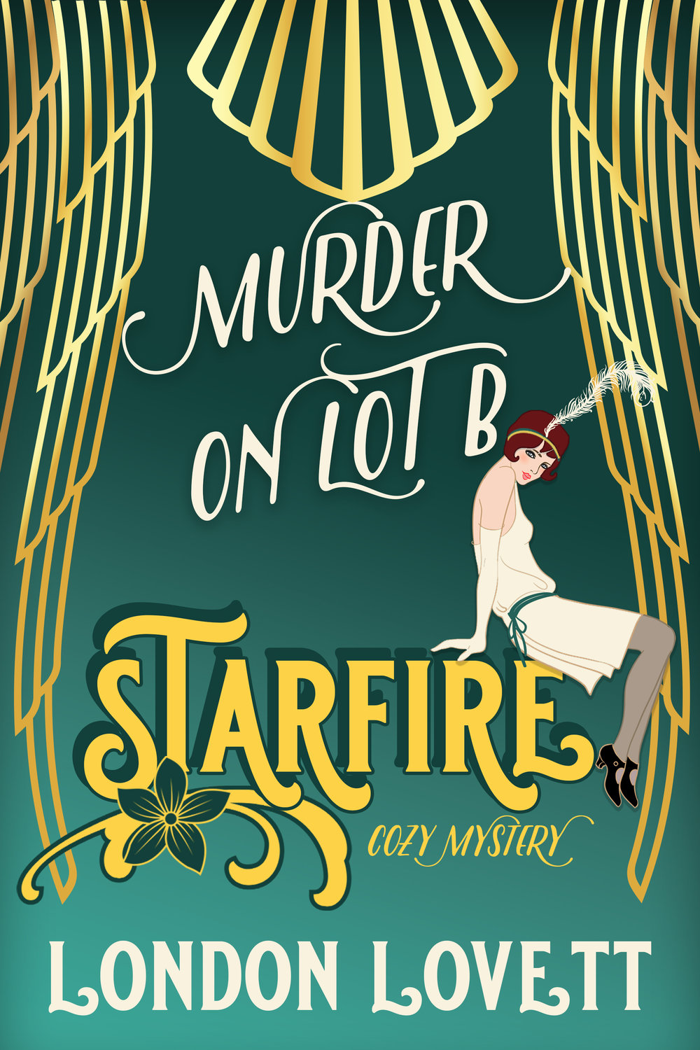 Murder on Lot B - Los Angeles, 1923. The land of movie stars and perpetual sunshine has a stylish new force to be reckoned with—Poppy Starfire, Private Investigator.Poppy recently moved out on her own and is eager for a taste of independence and to prove to her retired Uncle Sherman that she is capable of running the Starfire Detective Agency. Her brother Jasper has also joined the agency. Poppy prides herself on being a skilled investigator but so far the cases have been scarce and to say the least uninspiring. But that all changes when Anna Colton walks through the door. Anna's brother Roger, a famous stuntman for the local movie studio has died in a well-publicized accidental fall. Only Anna's not convinced it was an accident. It's up to Poppy and Jasper to peel away the layers and uncover the truth. Who killed Roger 'Rowdy' James?Read on: Amazon iBooks Nook Kobo Google