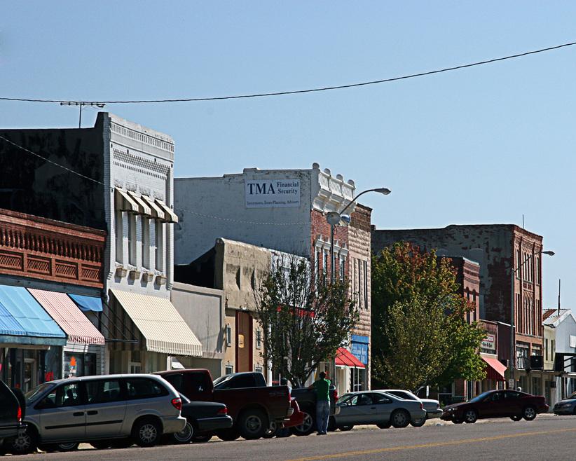 Tecumseh - City in Pottawatomie County.Population: 6,630