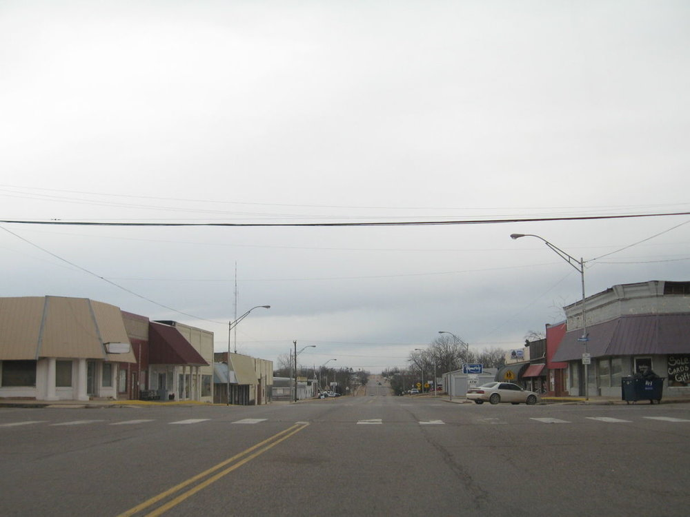 Meeker - City in Lincoln County.Population: 1,145