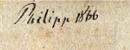 Philipp 1866