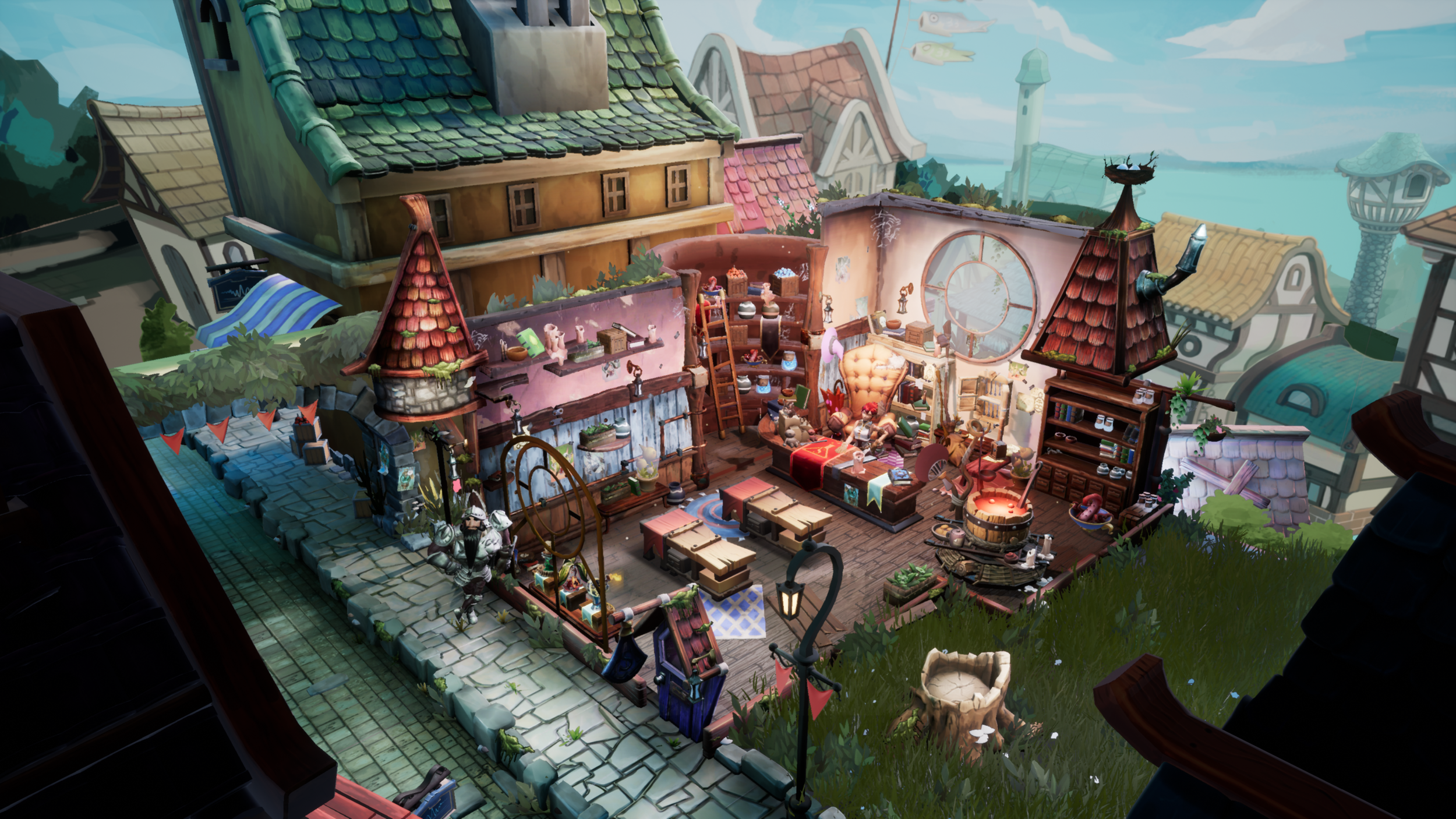 Environment — Voracious Games