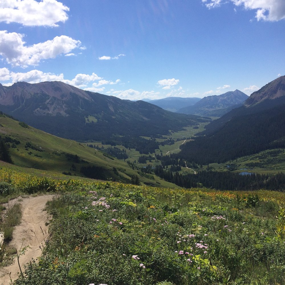 Crested Butte Intermediate and Advanced Women's Mountain Bike Retreat Aug 2018