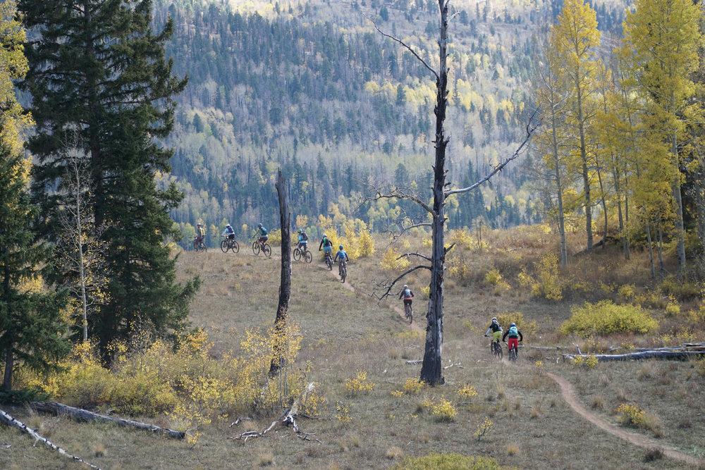 Durango mountain bike