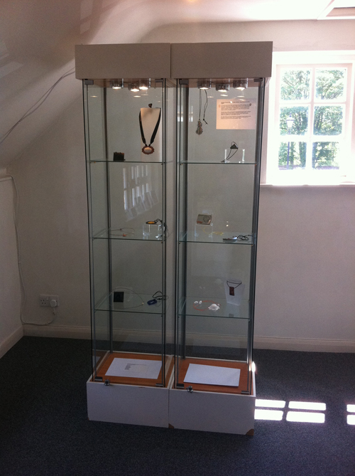 Open call cabinet