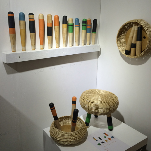 Basketry by Annemarie O'Sullivan