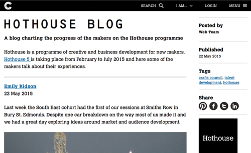 Hothouse-blog