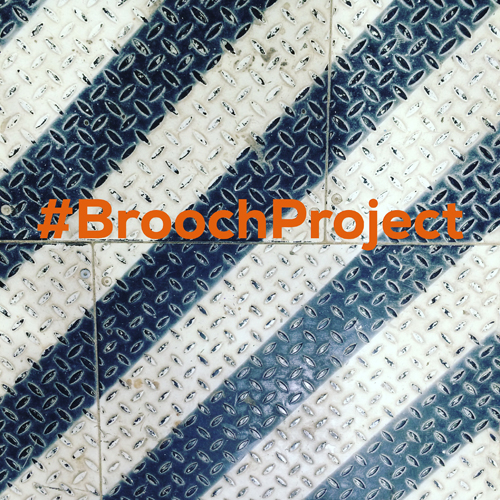 Brooch-project