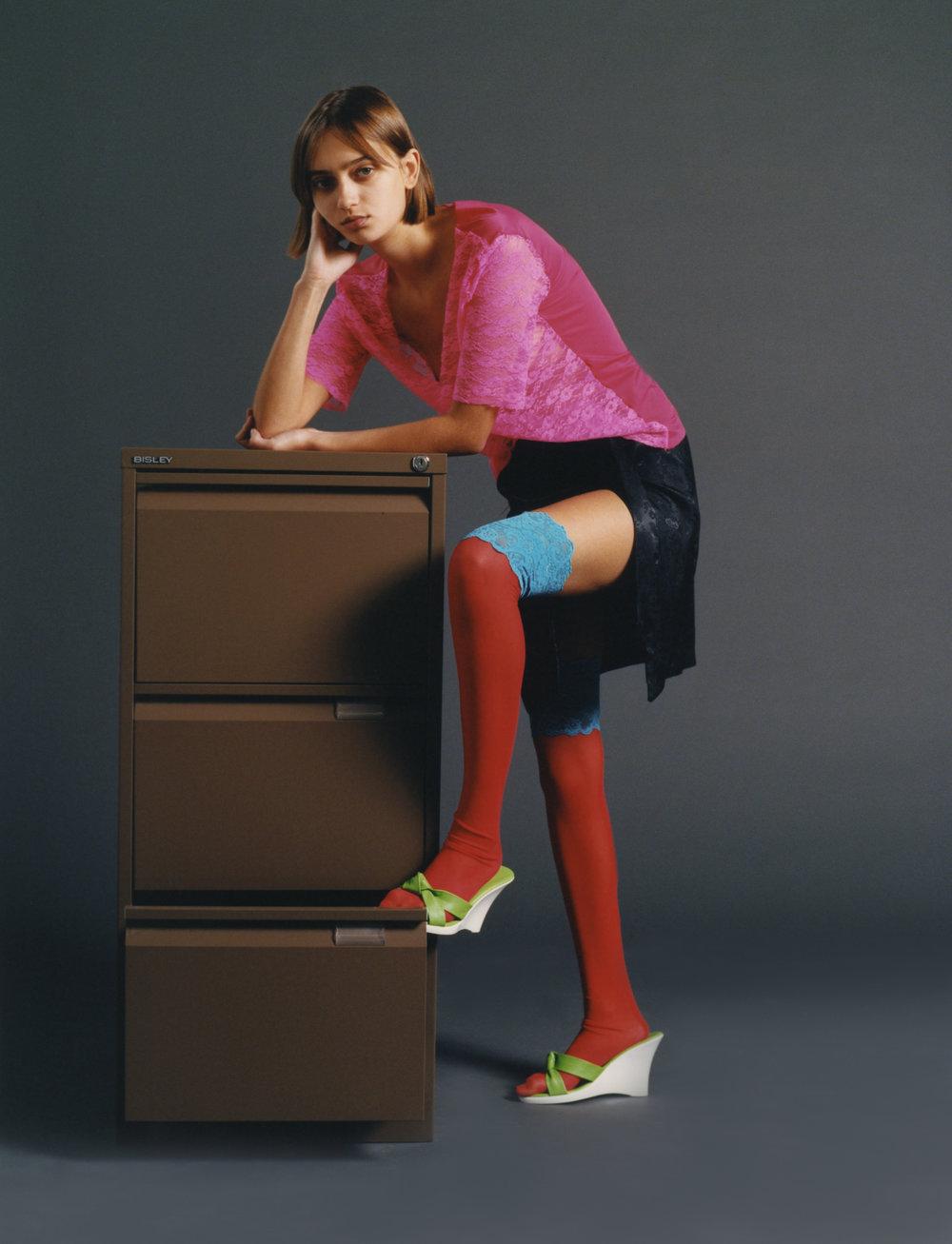 OLIVE PARKER   Height: 5'8  Bust: 30  Waist: 24  Shoe: UK6  . . .