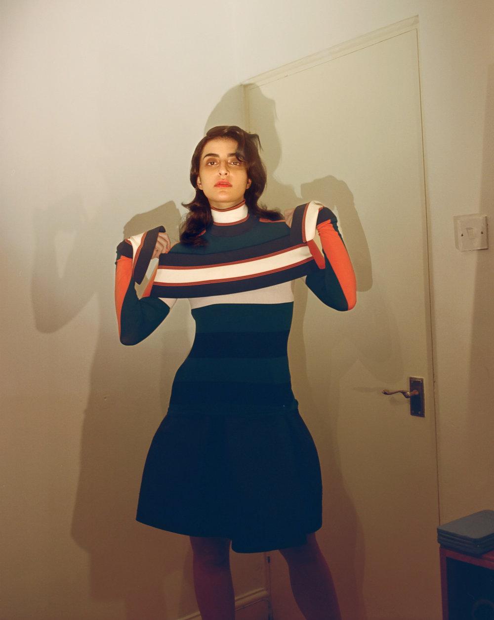 NASSIA MATSA   Height: 5'8  Chest: 32  Waist: 25  Hips: 31  Shoe: UK5  . . .